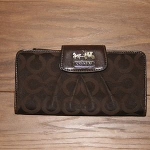 COACH MID-00S WALLET